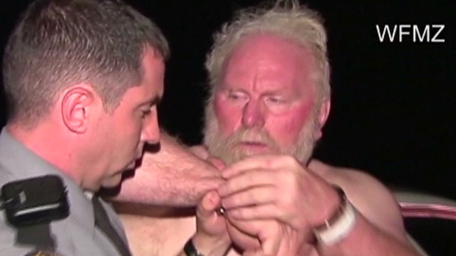 "Shooting suspect Rockne Newell was limping, shirtless and handcuffed as authorities escorted him into state police barracks Monday night. When a reporter from CNN affiliate WFMZ asked whether he had anything to say about what had happened, it didn't take him long to answer. ""They tormented me for 23 years,"" Newell said. ""I couldn't take it."""