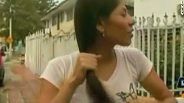 'Piranhas' attack women for their hair