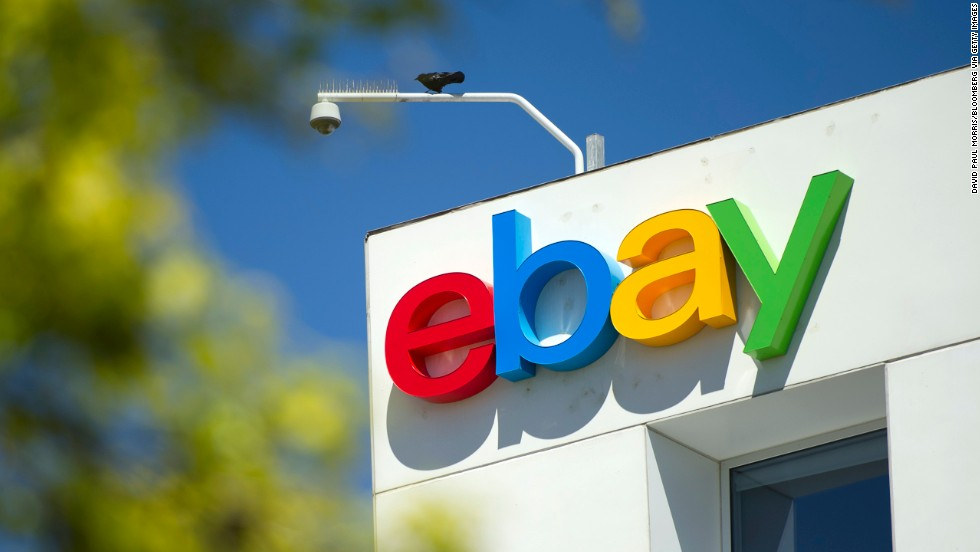 E-commerce company eBay keeps its bright, primary colors of the former logo with the current logo that was introduced in 2012.