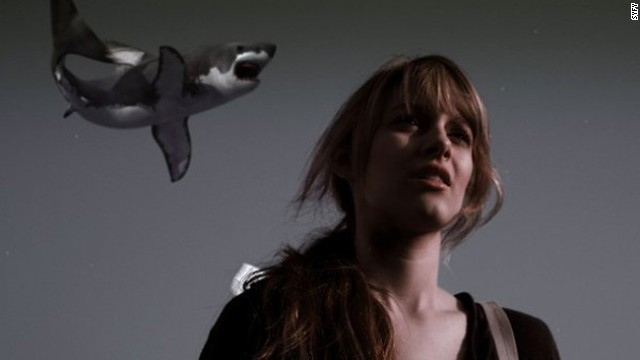 "Syfy's ""Sharknado"" was so popular it spawned a sequel due out in July 2014."