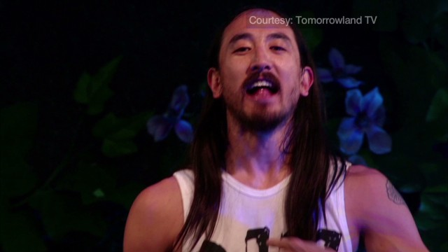 Steve Aoki: Dance music unites people