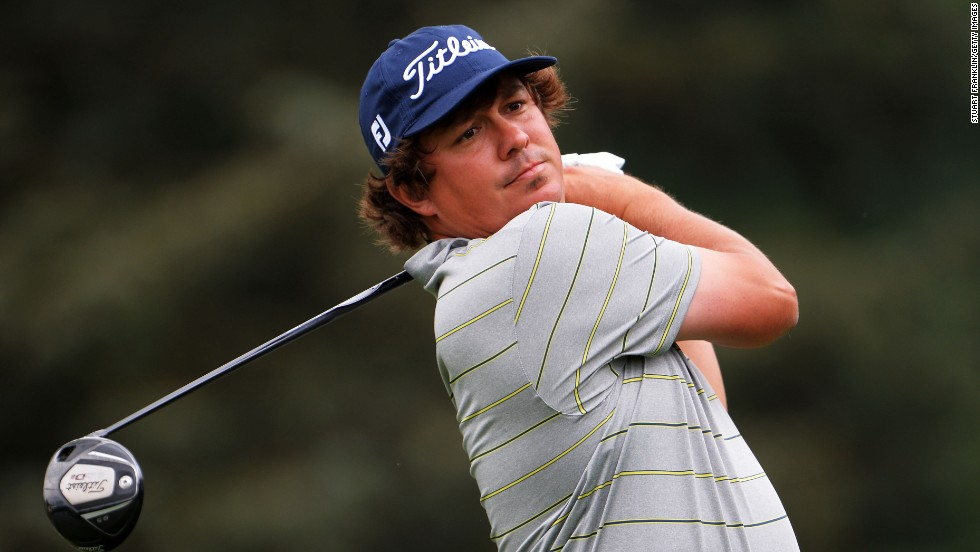 Jason Dufner raced to a course record 63 at Oak Hill to set the halfway pace.