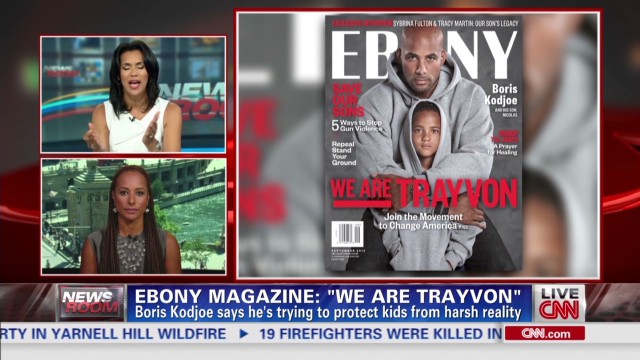 "Ebony Magazine: ""We Are Trayvon"""