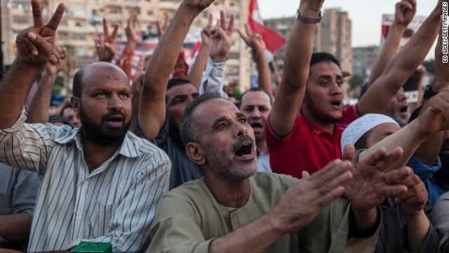 Pro-Morsy groups call for more marches