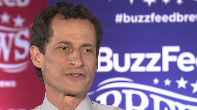 Weiner: 'The jokes write themselves'
