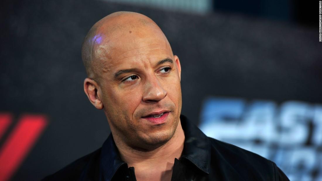 Vin Diesel unlikely to direct 'Furious 8'