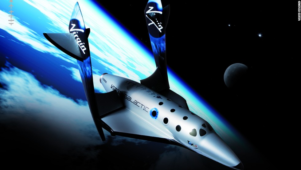 "<strong>Blast off!</strong> Virgin Galactic's year has already got off to a flying start: its reusable space vehicle ""SpaceShipTwo"" <a href=""http://news.discovery.com/space/history-of-space/spaceshiptwo-aces-third-rocket-powered-test-flight-140110.htm"" target=""_blank"">completed its third rocket-powered flight </a>-- soaring to a new record height of 71,000 feet, above the Mojave Desert, California on 10 January."