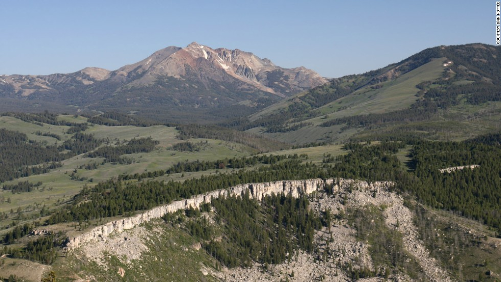"Hottle recommends that hikers travel in groups of at least three, stay on designated trails, carry bear pepper spray and make noise as they hike to avoid surprising bears (mother bears can attack when surprised). He and his family have hiked ""every inch"" of Electric Peak, a nearly 11,000-foot mountain."
