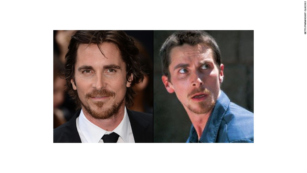 "Christian Bale's <a href=""http://www.ew.com/ew/gallery/0,,20311937_20462701_20906773,00.html"" target=""_blank"">disturbingly gaunt frame</a> in ""The Machinist"" is a legendary tale of going all out for a character. The actor famously dropped 63 pounds for the part by sticking to a diet of coffee, cigarettes and an apple a day."