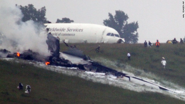UPS plane crash: Third mishap in a month