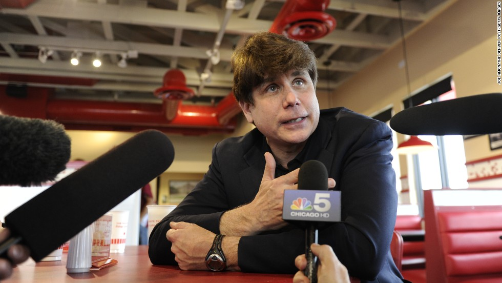 In 2012, former Illinois Gov. Rod Blagojevich was sentenced to 14 years in prison after being convicted of 18 criminal counts, including trying to sell the appointment to fill the U.S. Senate seat vacated by Barack Obama.