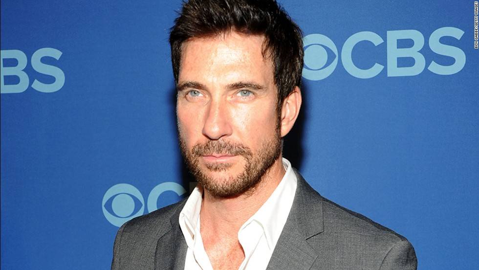 Dylan McDermott just keeps getting better and better looking with age. He's 52.