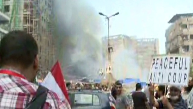 Morsy supporters vow to continue protests