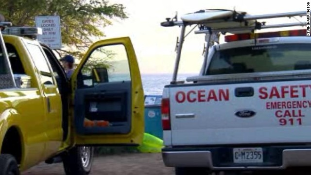 A woman is in critical condition after a shark attack in Maui.