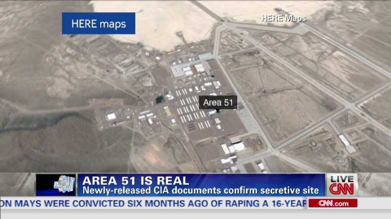 Guy behind 'Area 51' page is terrified of what he's created