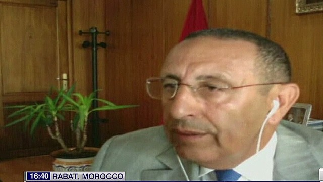 Morrocan official on Egypt tension