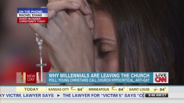 Why millennials are leaving the church