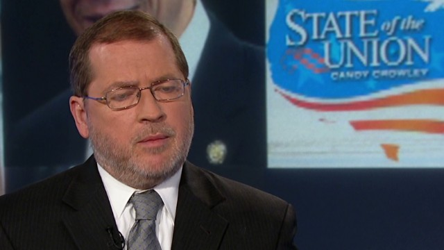 Norquist: 'President is not delivering'