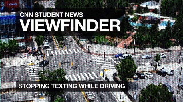 Viewfinder - Texting While Driving
