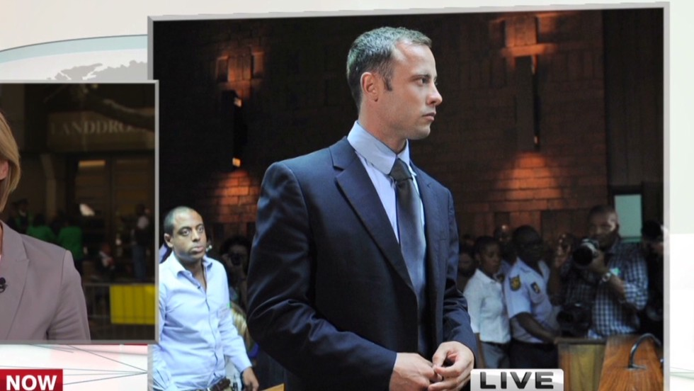 Pistorius charged with premeditated murder in Reeva Steenkamp death