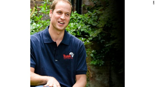 Prince William ends Royal Air Force run