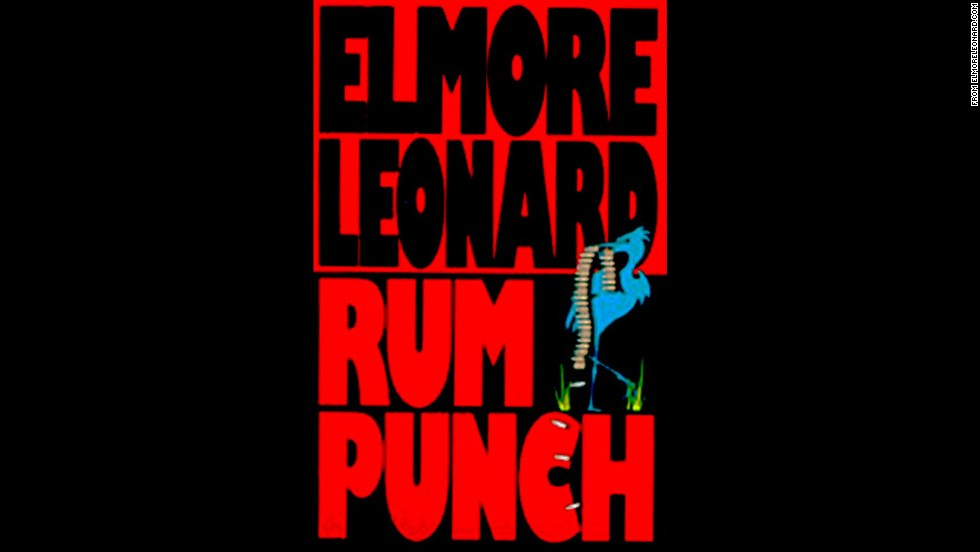 "Leonard's 1992 novel ""Rum Punch"" was adapted into a screenplay by writer/director Quentin Tarantino and released in theaters as ""Jackie Brown"" in 1997."