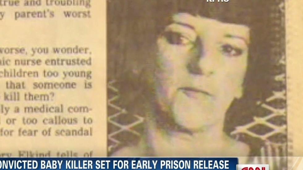 Baby-killing Texas nurse set to walk free