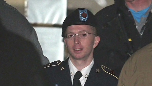 Bradley Manning sentenced to 35 years
