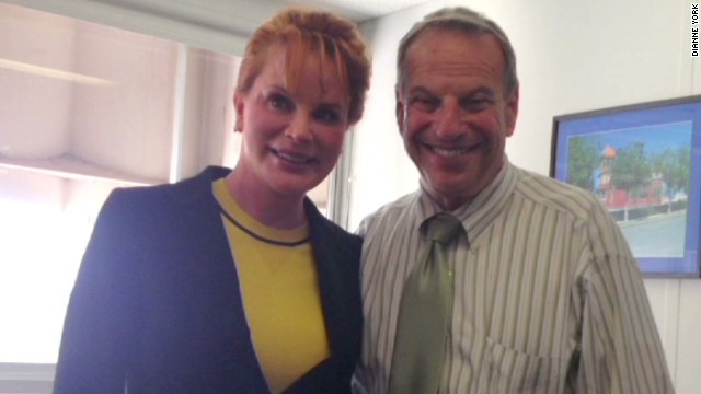 Woman: Filner grabbed me in this photo