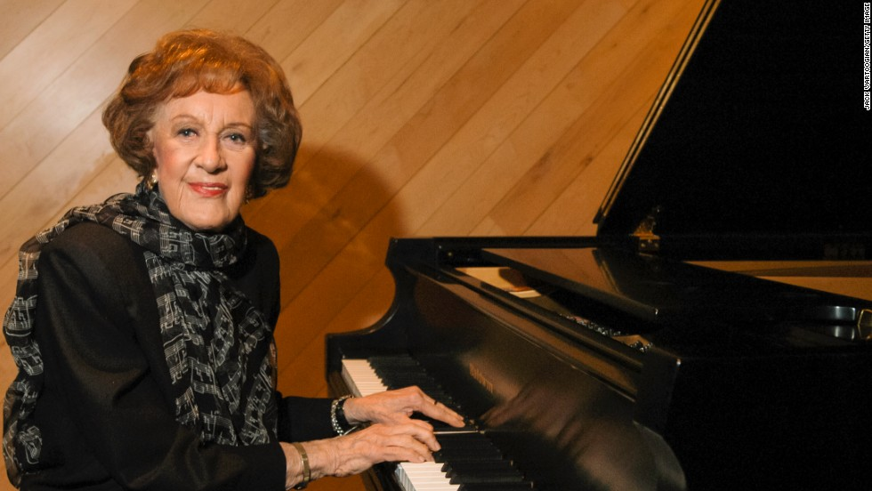 "<a href=""http://www.cnn.com/2013/08/21/showbiz/music/obit-marian-mcpartland/index.html"" target=""_blank"">Marian McPartland</a>, the famed jazz pianist and longtime host of NPR's ""Piano Jazz"" program, died Tuesday, August 20, of natural causes, according to her label. She was 95."