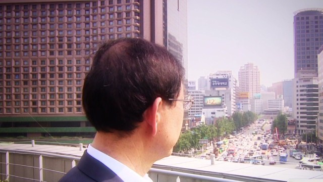 Seoul mayor's vision for the future