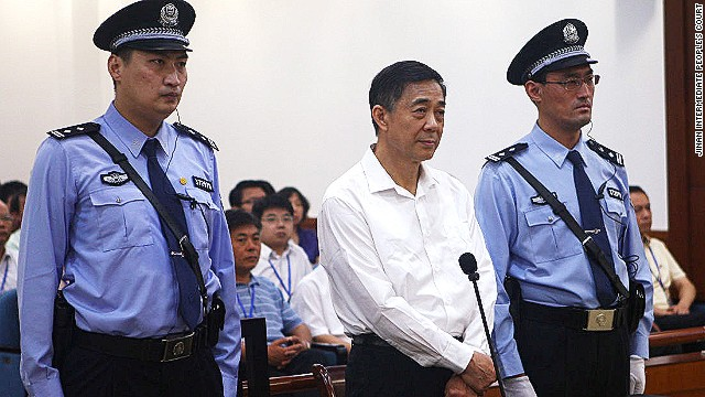 Bo Xilai defends himself in court