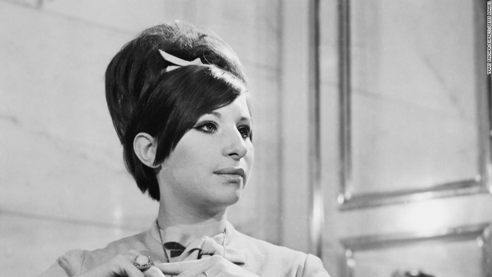 "Sorry porn aficionados: A young Barbra Streisand, seen here in 1966, did not appear in a stag film. As <a href=""http://www.villagevoice.com/2003-12-02/news/secrets-and-thighs/"" target=""_blank"">The Village Voice pointed out in 2003,</a> it was just an adult film actress with a pronounced nose."
