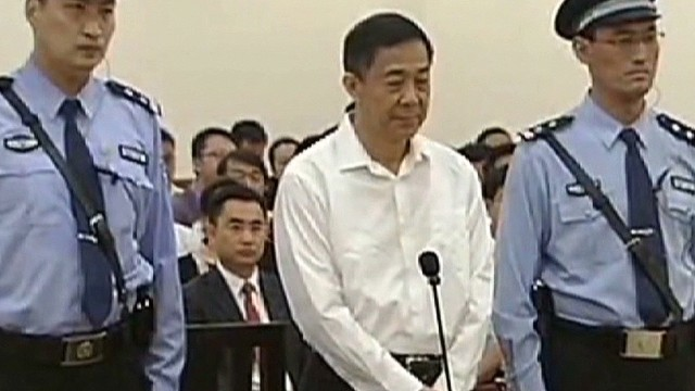 The mighty fall of Bo Xilai