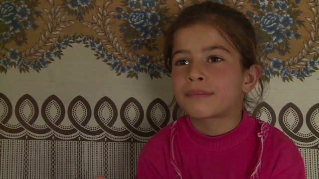 Syria's children robbed of childhood