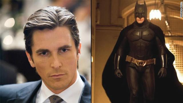 Christian Bale comme Batman