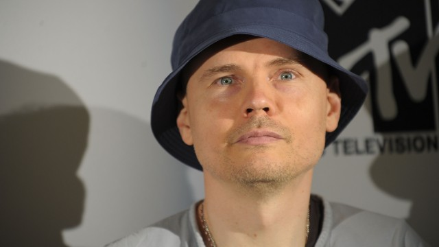 Billy Corgan's 'miserable success'
