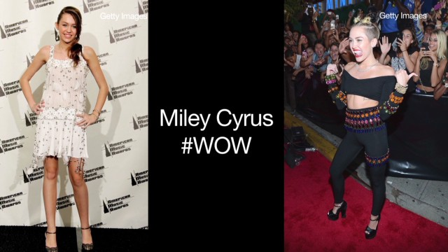 O-M-Miley: From teen queen to too grown