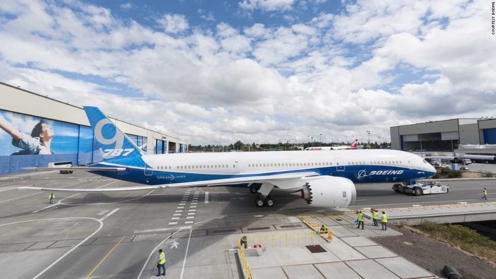Besides carrying more passengers, the new version of the Dreamliner also can carry more cargo and fly further.