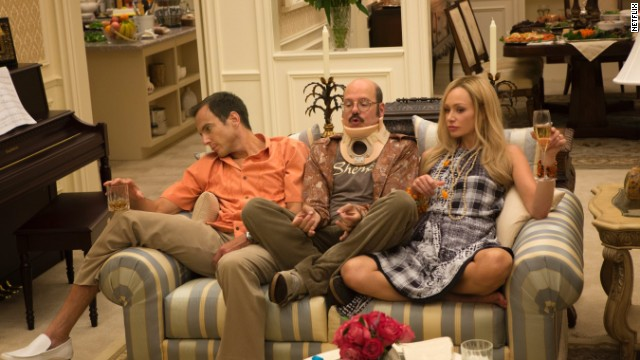 "You can enjoy the Bluths during a Labor Day ""Arrested Development"" marathon."