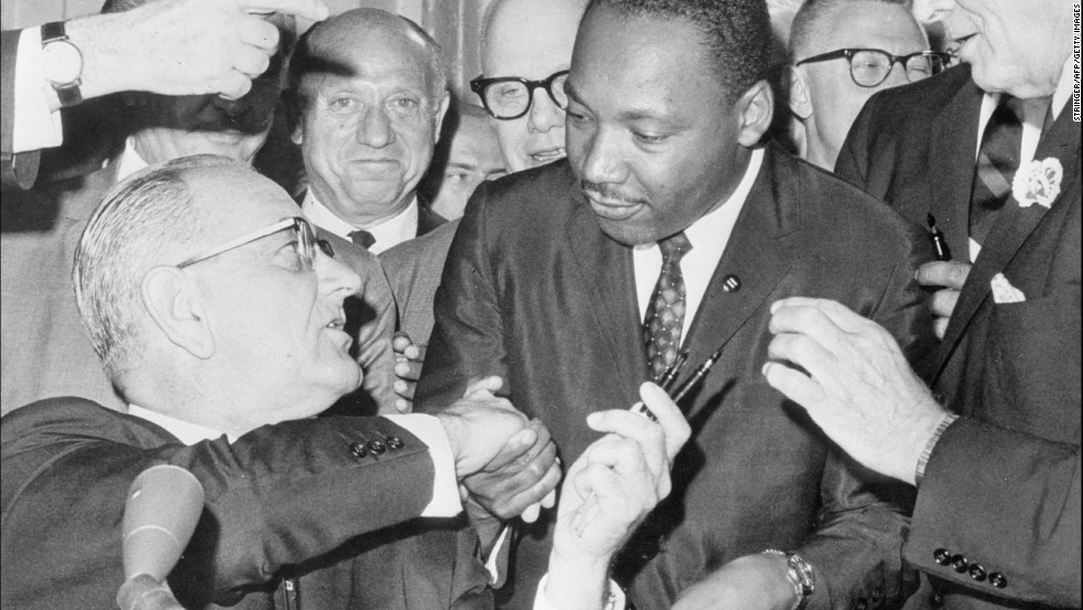 <strong>The 1964 Civil Rights Act and the 1968 Fair Housing Act:</strong> Landmark legislation that ended legalized segregation and had impact far beyond race.
