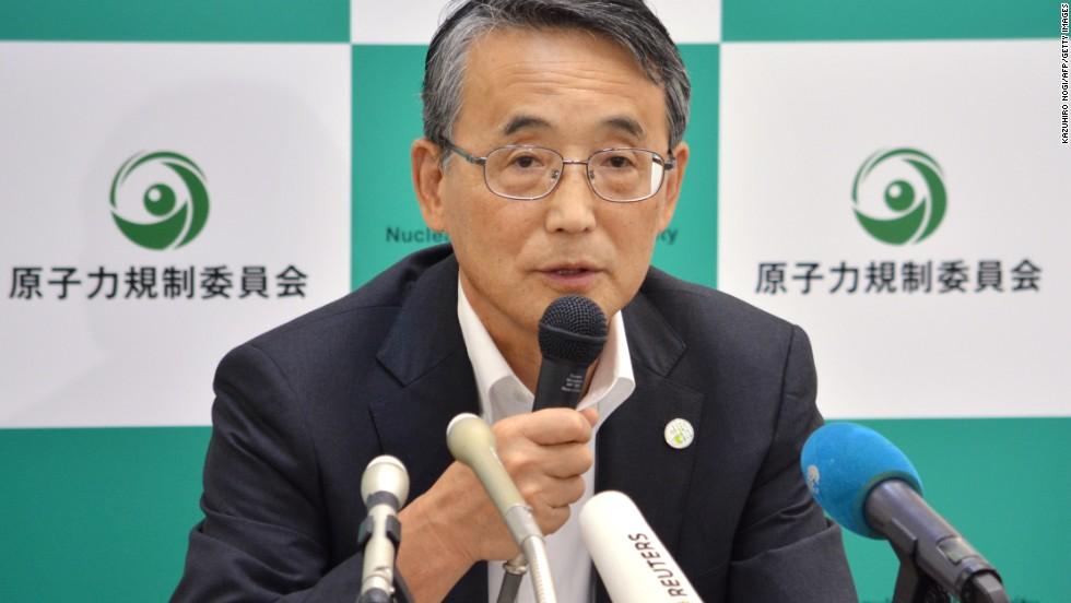 Fukushima radiation levels spike, company says