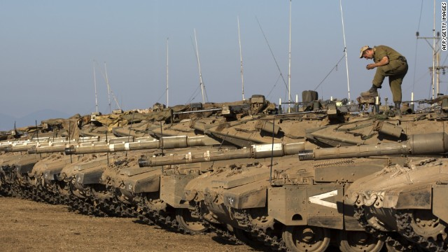 tanks in syria