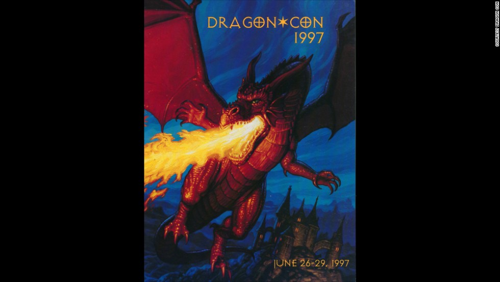 """The Dragon Slayer"" by Greg and Tim Hildebrandt in 1997"