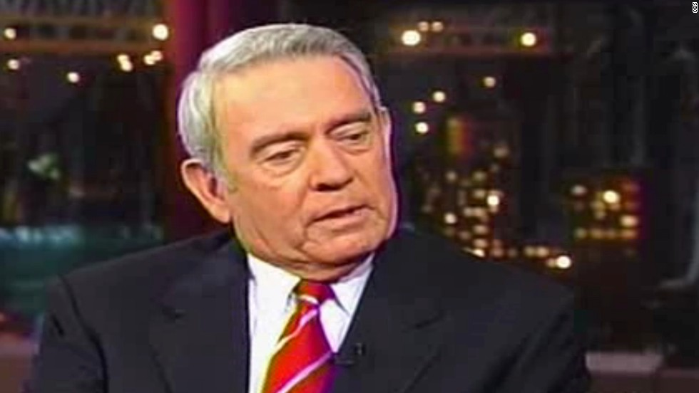 "Letterman's first show after the September 11 attacks was an understandably subdued and emotional episode. The monologue was skipped in favor of honoring those lost in the attack. Dan Rather was one of the night's guests, and he memorably couldn't hold back tears as he recited ""America the Beautiful."""