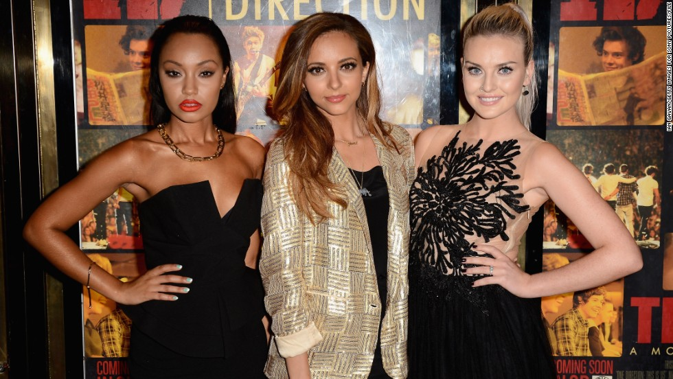 "Malik, who<a href=""http://www.cnn.com/2013/08/21/showbiz/celebrity-news-gossip/one-direction-zayn-engaged""> proposed</a> to longtime girlfriend Perrie Edwards earlier this month. Perrie, right, is a member of UK girl group Little Mix, who won ""The X-Factor"" in 2011."