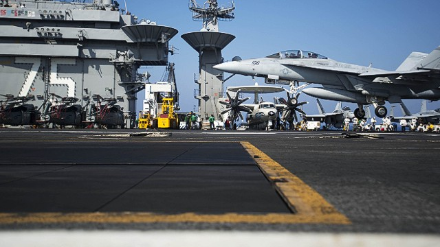 What a U.S. strike on Syria might entail