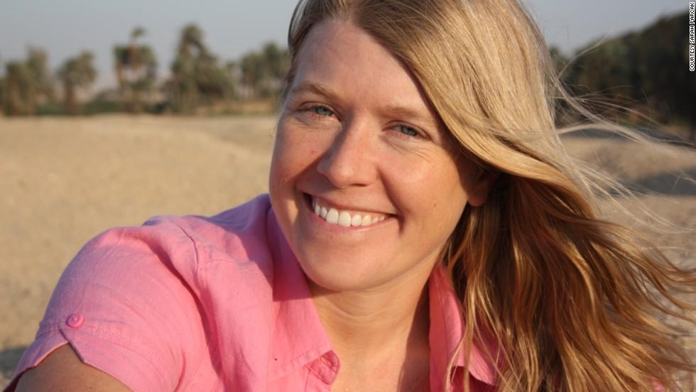 Sarah Parcak wins $1 million TED prize to unlock secrets of ancient civilizations