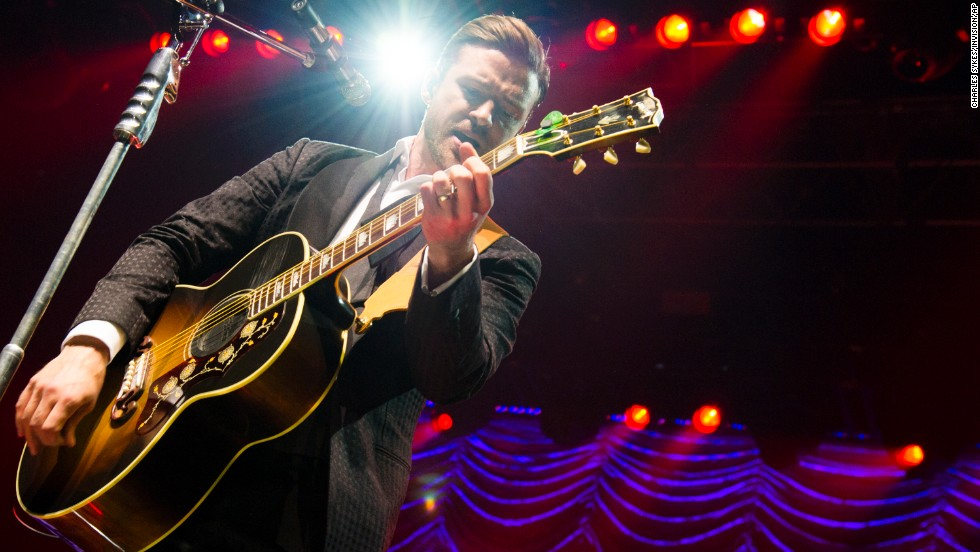 Justin Timberlake may be best known for his masterful singing and dancing, but he also plays the guitar and piano. Click through to see other stars who started playing music when they were kids.