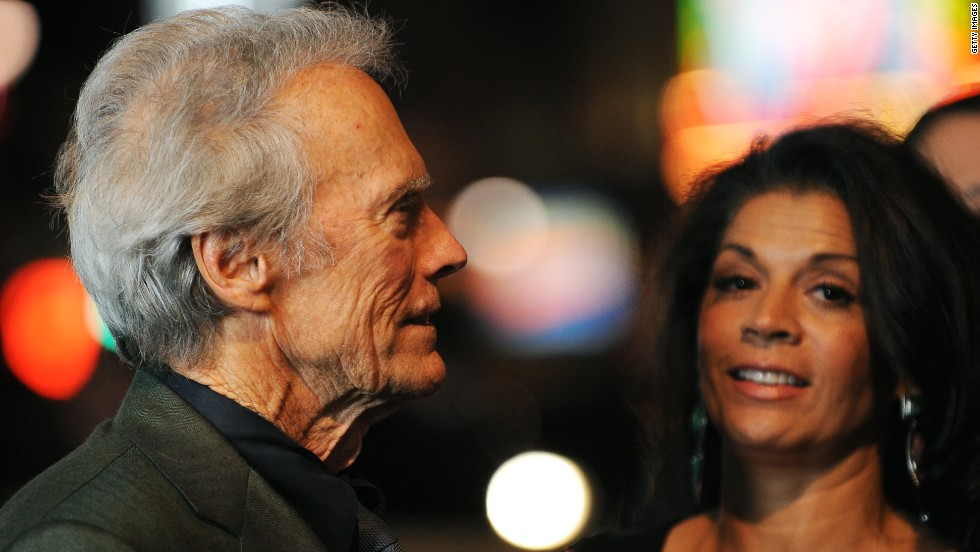 "Movie veteran Clint Eastwood and his wife of 17 years, Dina, separated over the summer of 2013, according to <a href=""http://www.people.com/people/article/0,,20730212,00.html"" target=""_blank"">People</a>. They have one daughter together."